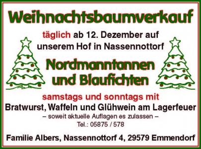 Albers_Weihnachtsbaumverkauf_Barftgaans