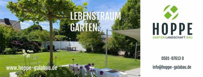 Anzeige Lebenstraum Garten