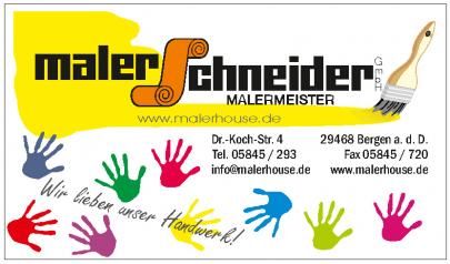 Malerschneider GmbH Logo Haende 2